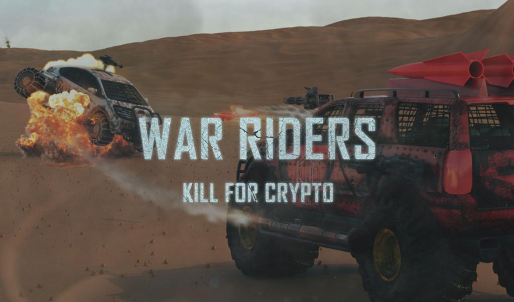 WarRidersとは?DappsカーバトルMMOのゲームシステムと特徴を解説