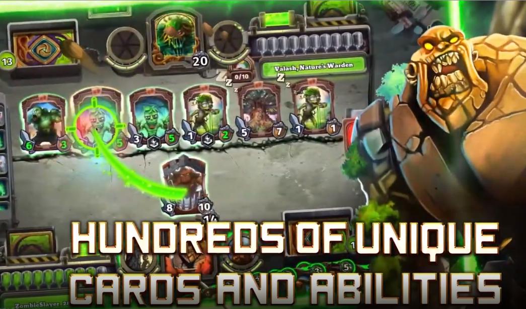 Zombie Battlegroundとは?|アプリの遊び方とゲームルールを解説