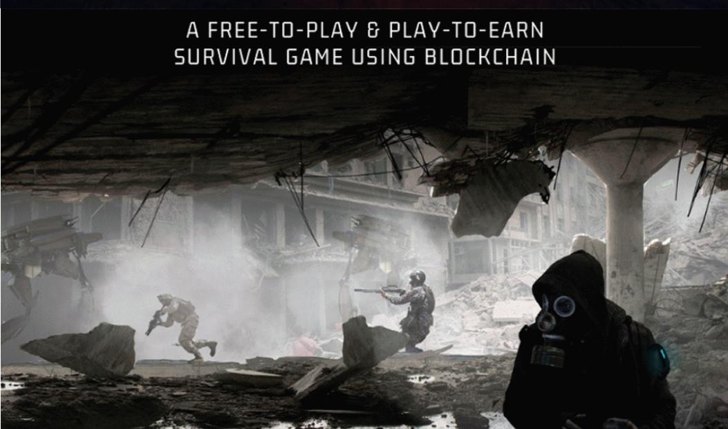 DECIMATEDとは?ブロックチェーンサバイバルゲームの概要を紹介