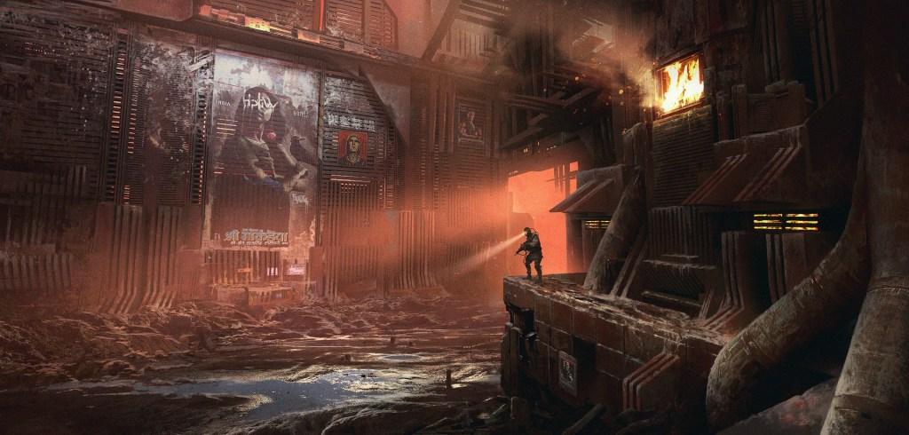 DECIMATED ブロックチェーンゲーム FPS サバイバルアクションゲーム