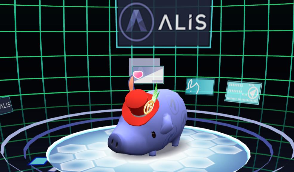 くりぷ豚・ALISイベント!ALISトークンの投げ銭と記念レースを開催
