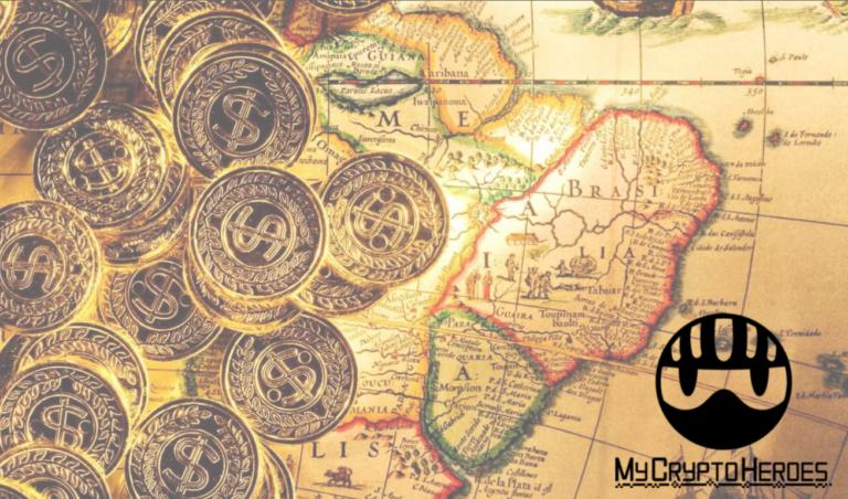 マイクリ|ロード報酬の引き出し方と各ランドセクタの占有率