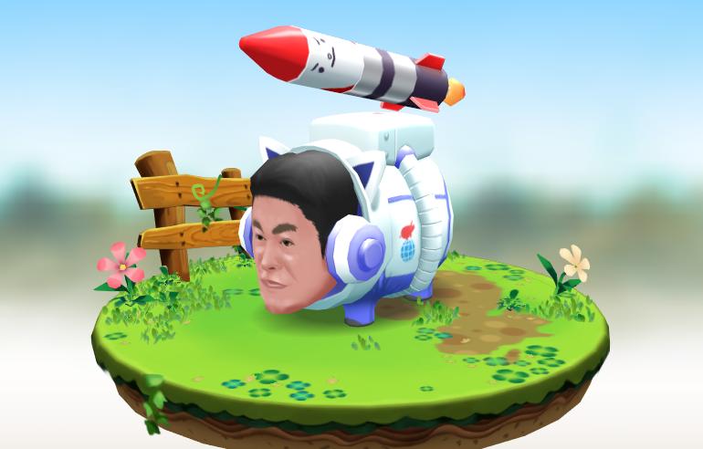 くりぷ豚 1周年イベント レース スペシャルトン