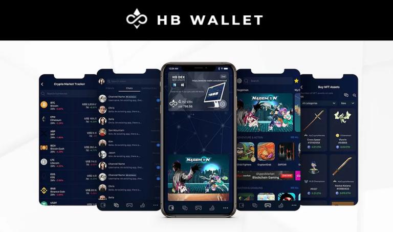 HB Wallet マーケットの使い方|ウォレットでアセット売買も可能に