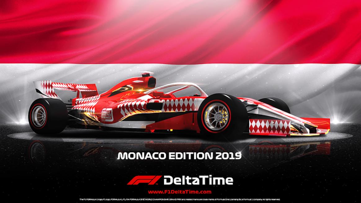 F1®Delta Time モナコ 第二回オークション F1デルタタイム