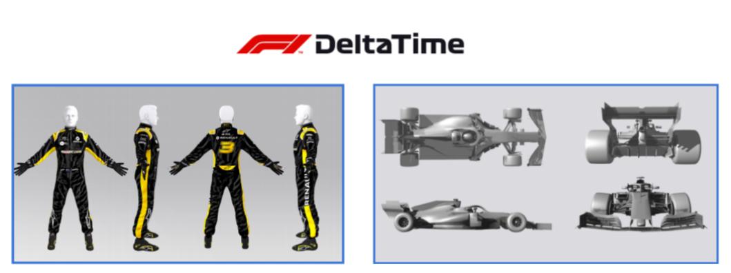 F1®Delta Time F1 F1デルタタイム エコシステム ゲーム性