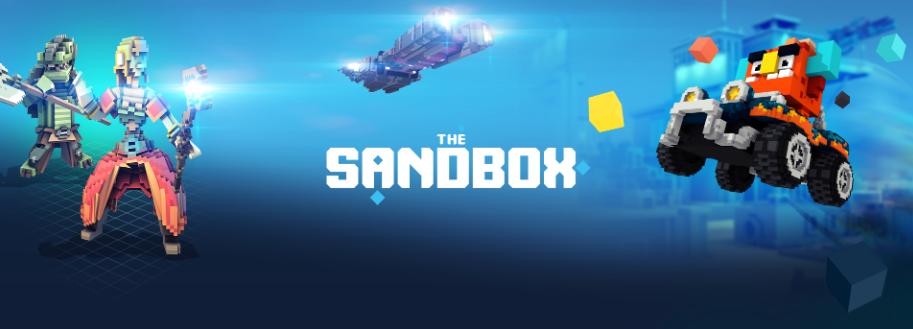 サンドボックス SandBox ブロックチェーン リリース アニモカ