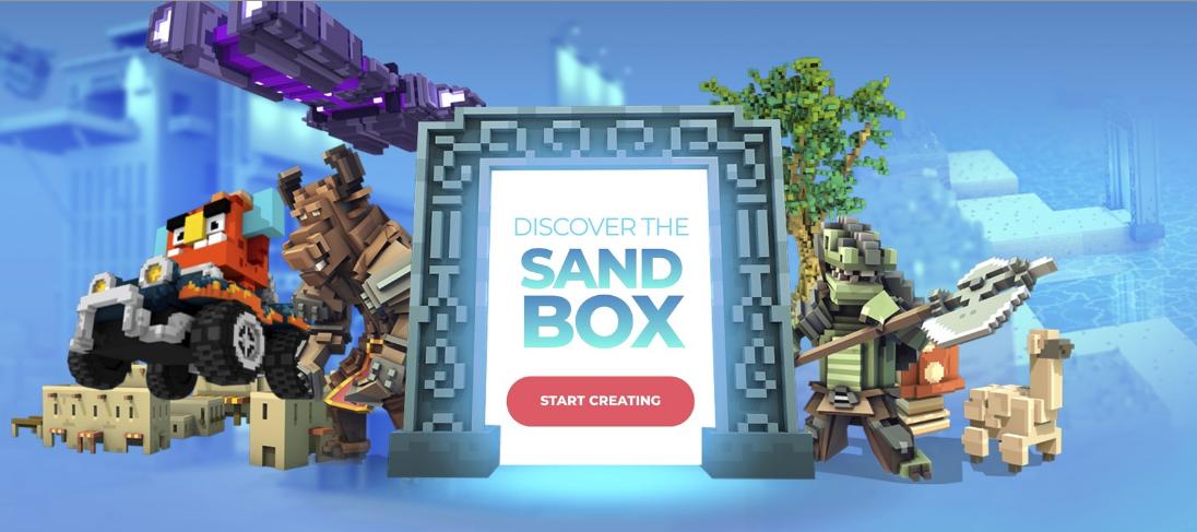 The Sandbox サンドボックス 資金調達 250万ドル kakao