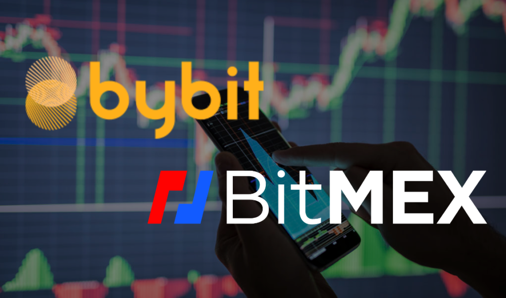 bybitとBitMEXを比較!それぞれの特徴と仮想通貨取引での使い分け