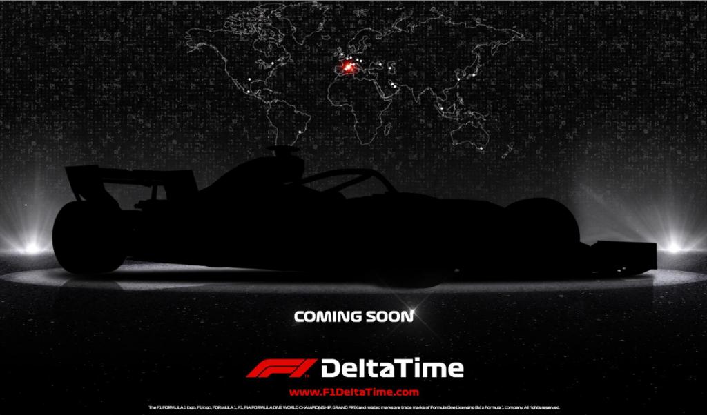 F1®Delta Time 公式が発表した謎のシルエットマシンとは?