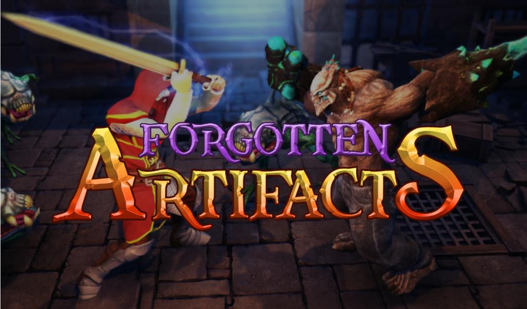 Forgotten Artifactsとは?Enjinで作成されるアクションRPGの概要