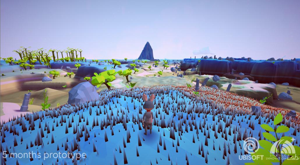 Ubisoft ユービーアイソフト ブロックチェーンゲーム