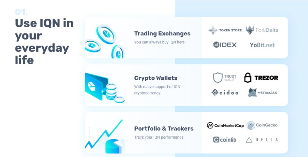IQeon IQN プラットフォーム ブロックチェーンゲーム 仮想通貨