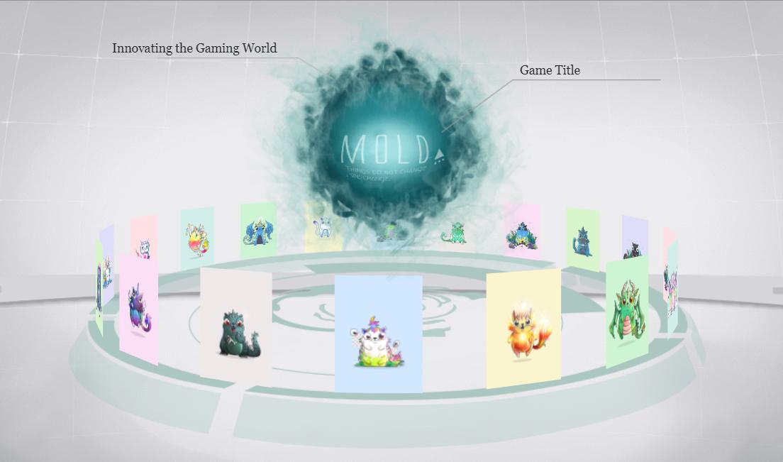 MOLDEX|ゲームアセットの取引ができるマーケットプレイスの概要