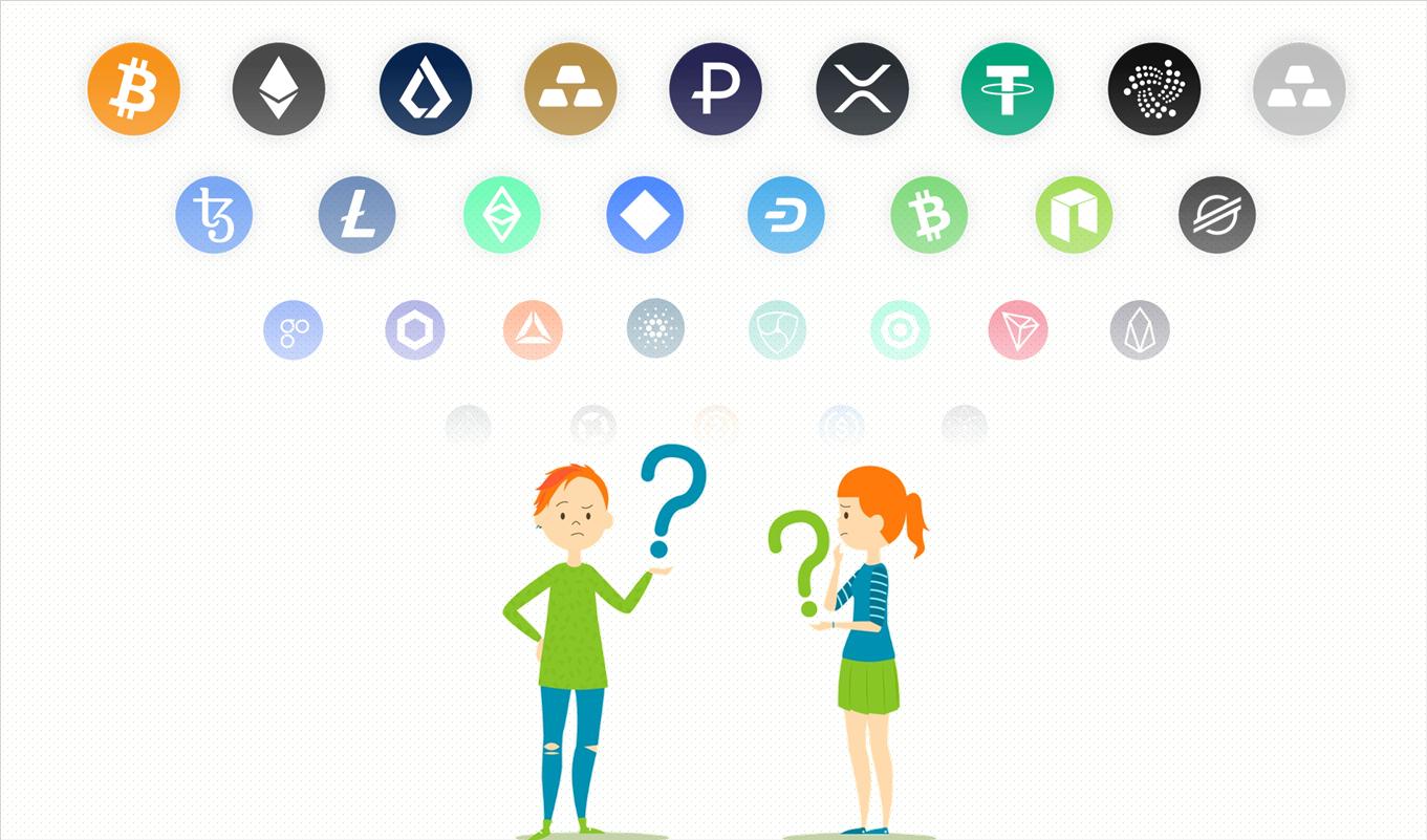 仮想通貨で一番人気がある通貨は?投資向けおすすめコイン3選