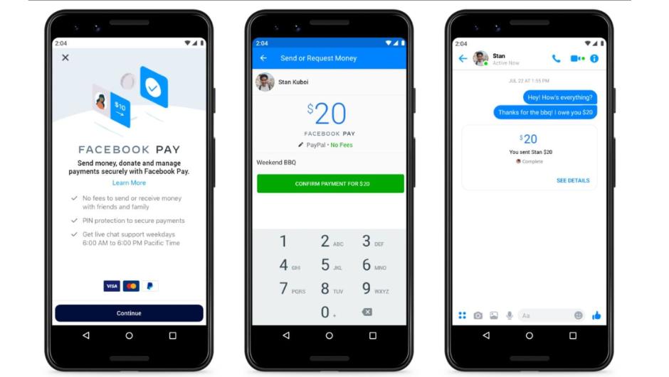 リブラ Libra Facebook 仮想通貨 購入 目的