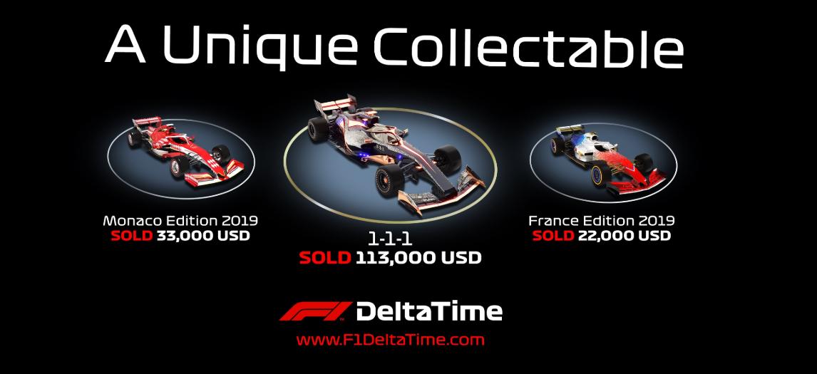 F1®Delta Time F1デルタタイム オークション 日本