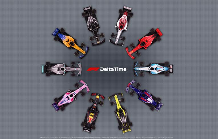 F1®Delta Time F1デルタ