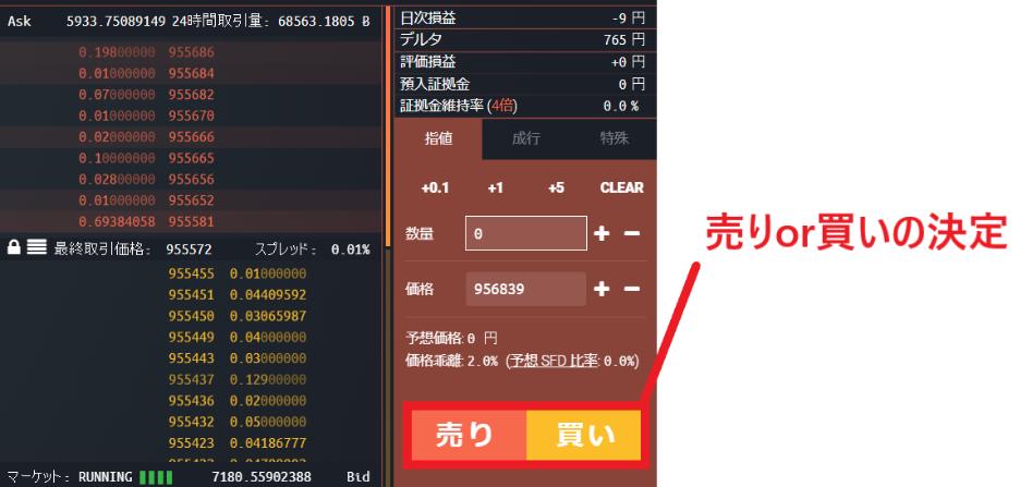 ビットフライヤー 購入方法 使い方 bitFlyer レバレッジ