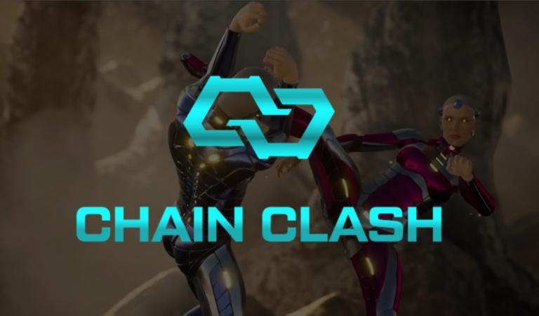 Chain Clash|仮想通貨の著名人を使ったバトルゲームの概要