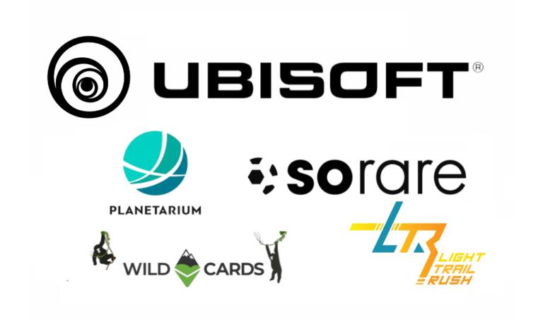Ubisoftが支援予定!海外期待のブロックチェーンゲームまとめ