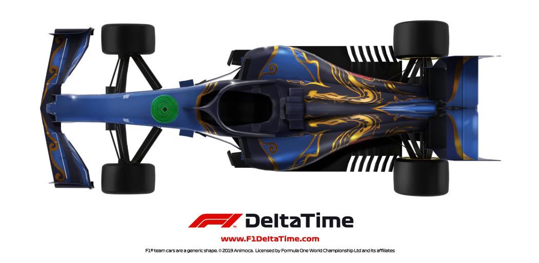 F1®Delta Time F1デルタタイム 中国 オークション