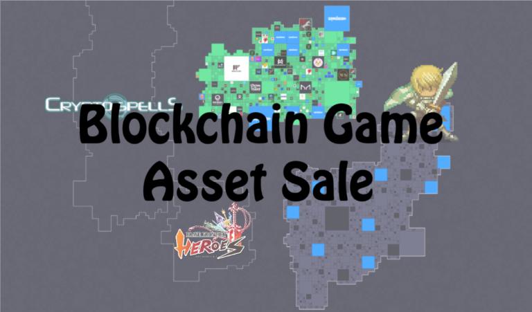 【2020年5月】注目ブロックチェーンゲームのセール情報まとめ