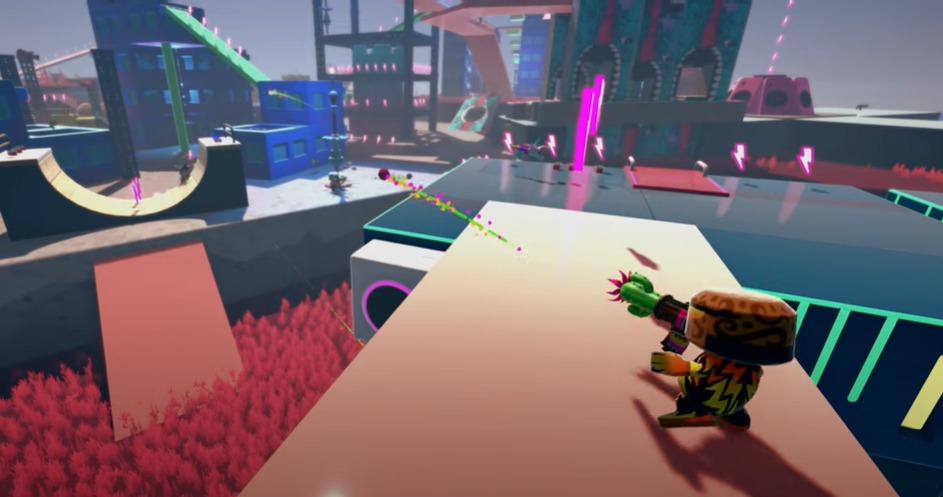 Blankos Block Party ブロックチェーンゲーム