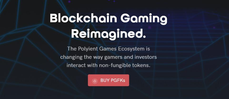 NFT DEX Polyient Games DEX