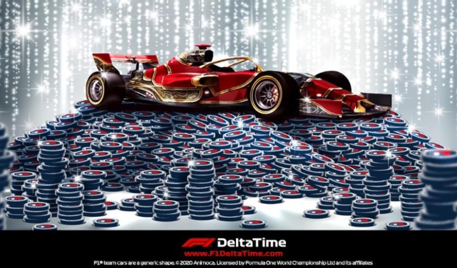 【1週間検証】F1デルタタイム|REVVトークンのステーキング結果