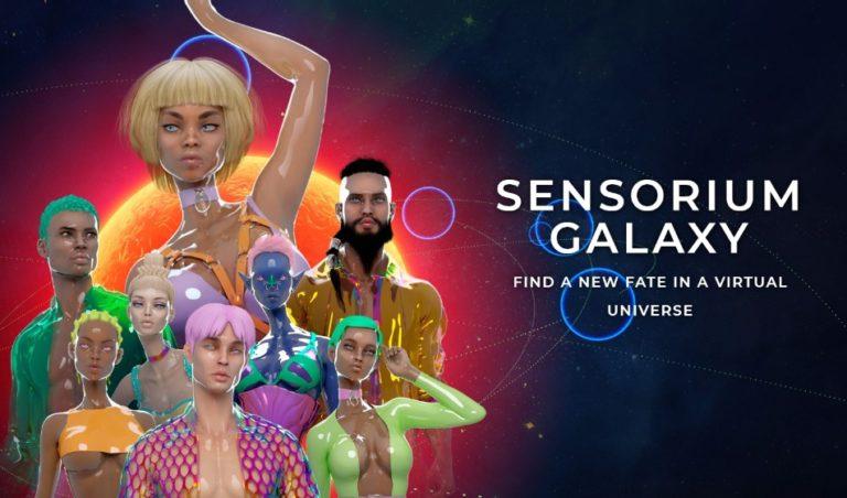 SensoriumGalaxyとは?VRソーシャルプラットフォームの概要