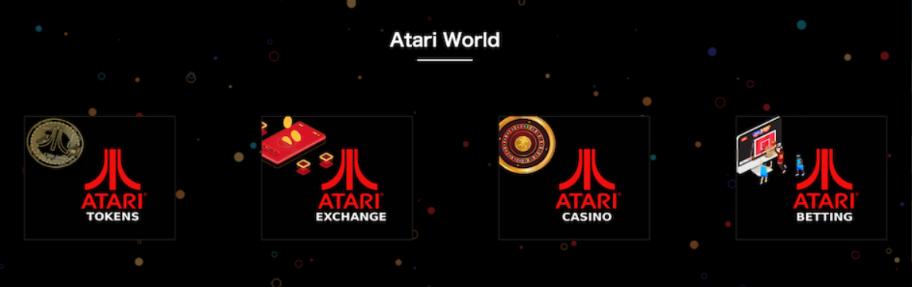 Atari アタリトークン ATRI 仮想通貨