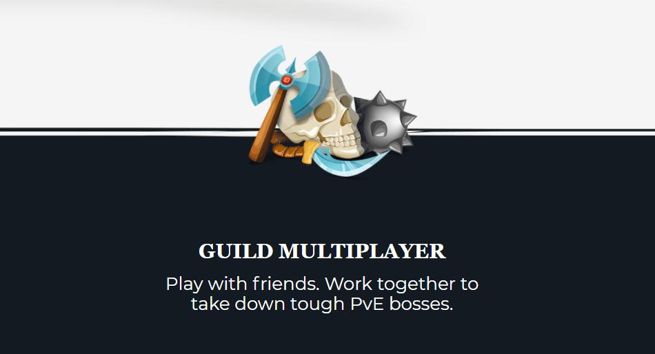 ギルドオブガーディアンズ Guild Of Guardians ゲーム性 リリース