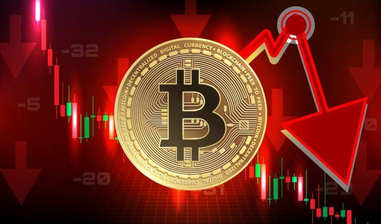 ビットコイン下落時の対策は?4つの対処法と考え方まとめ