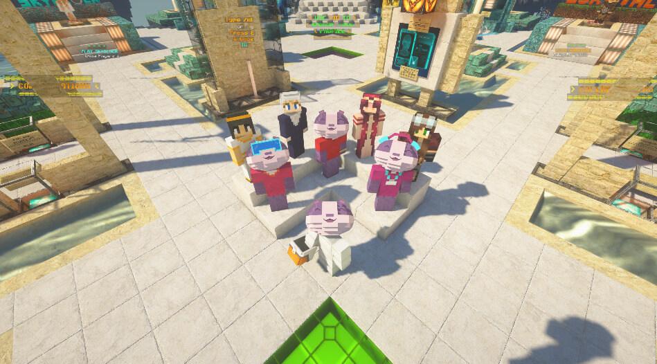 Enjin Microsoft Minecraft
