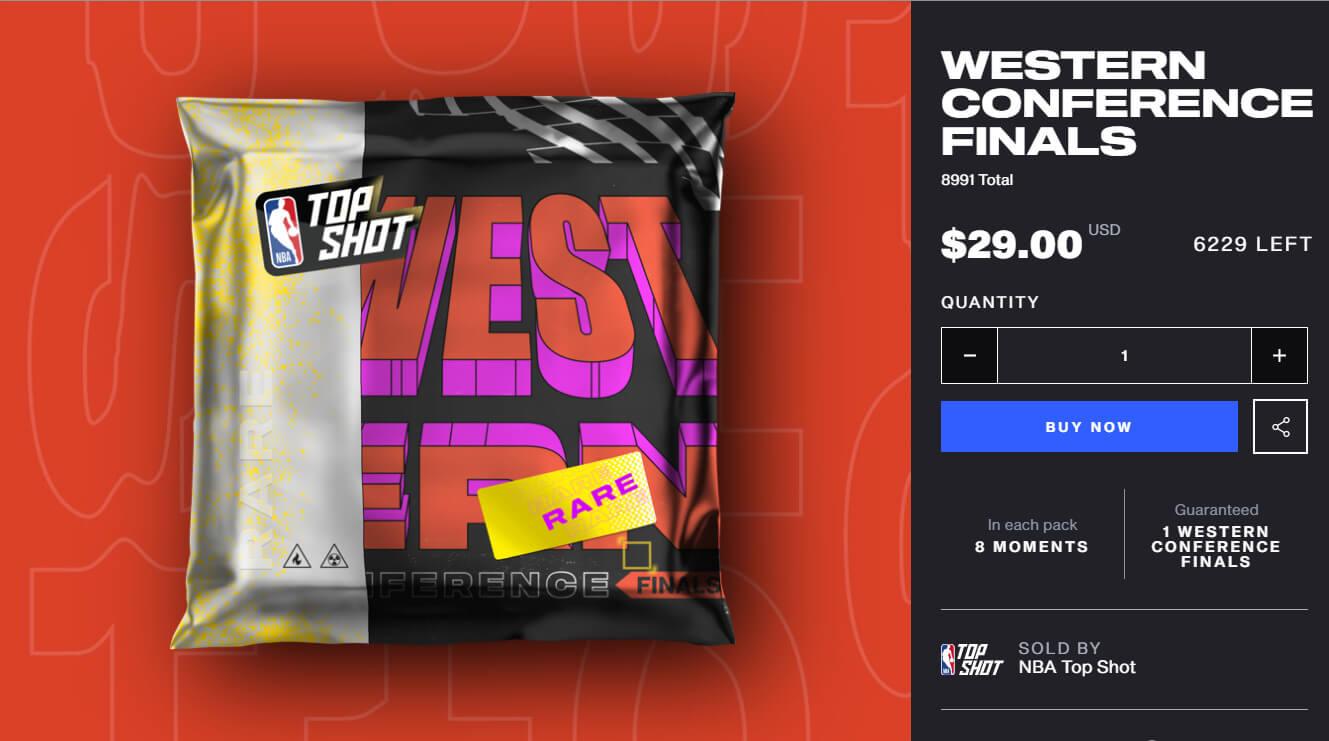 NBA Top Shot アセット 購入 売却