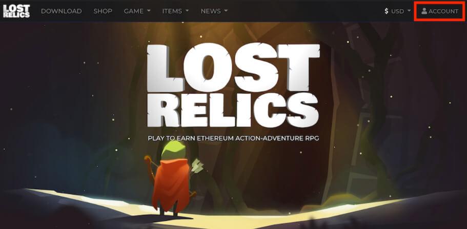 Lost Relics 始め方 遊び方 ロストレリックス