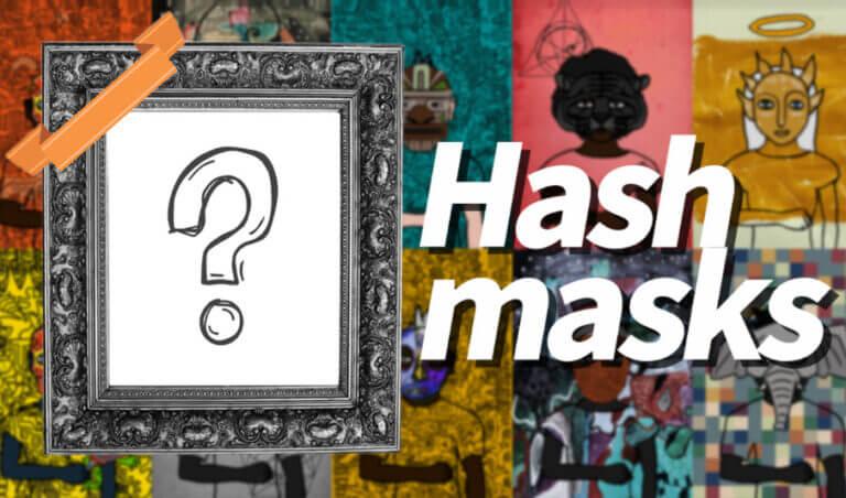 Hashmasks|話題のクリプトアートの概要と今後の可能性を解説