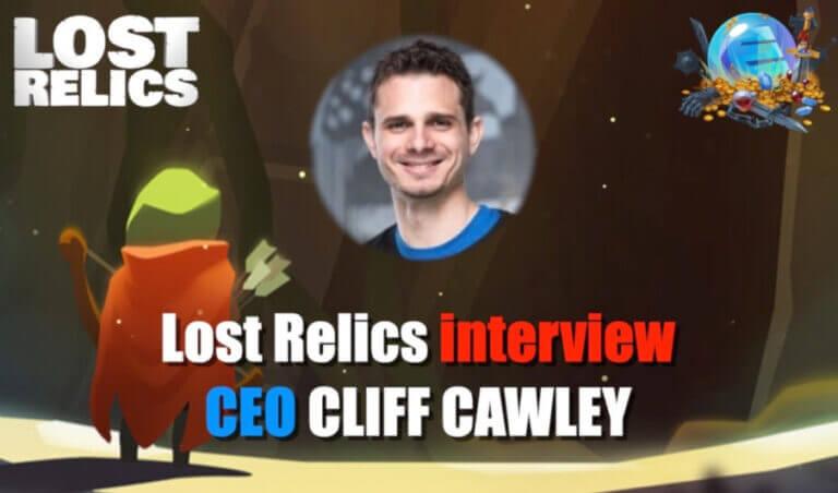 【前編】Lost Relicsインタビュー|ゲームの現状と日本展開は?