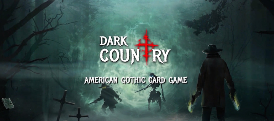 Dark Country ダークカントリー NFT TCG FLOW