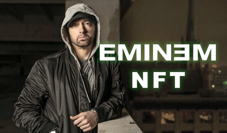 【速報】エミネム|Nifty Gatewayに初のNFTリリースを発表
