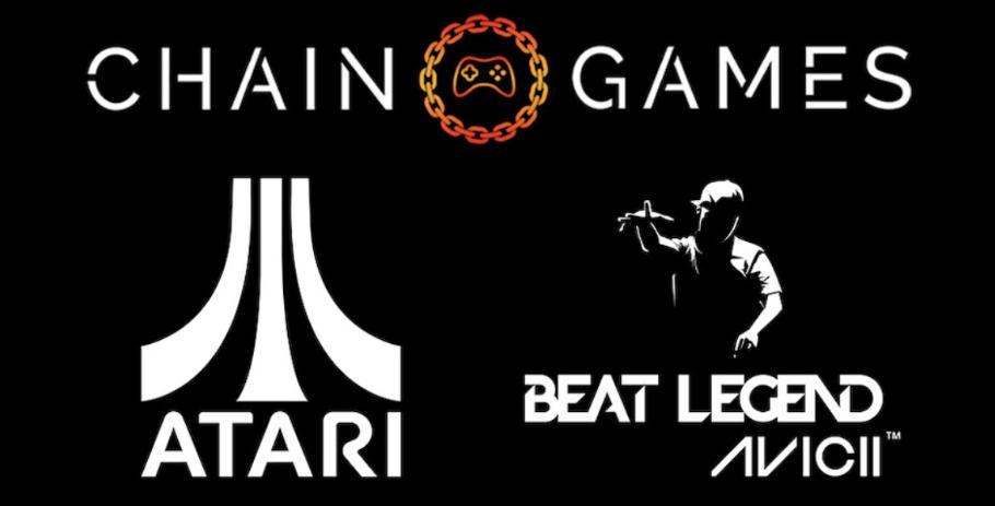 ChainGames Atari 提携