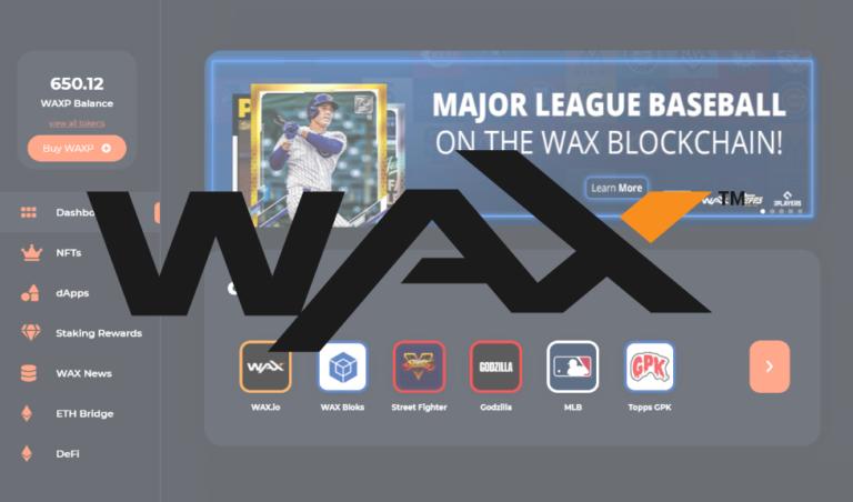 WAXとは?プラットフォームとNFTマーケットの使い方を解説
