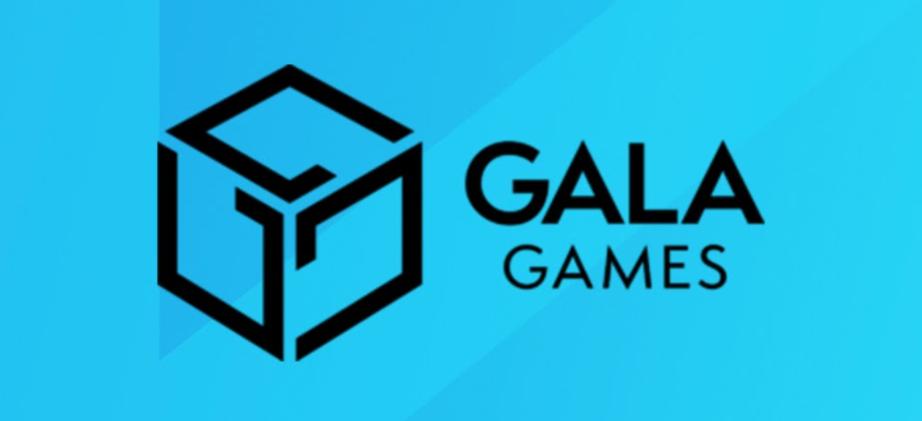 Gala Games サイトトップ