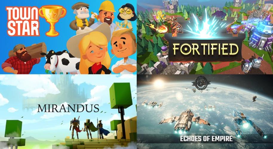 開発ゲーム一覧