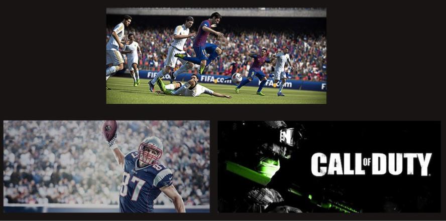 Chain Games FIFA21 MADDEN NFL21 COD