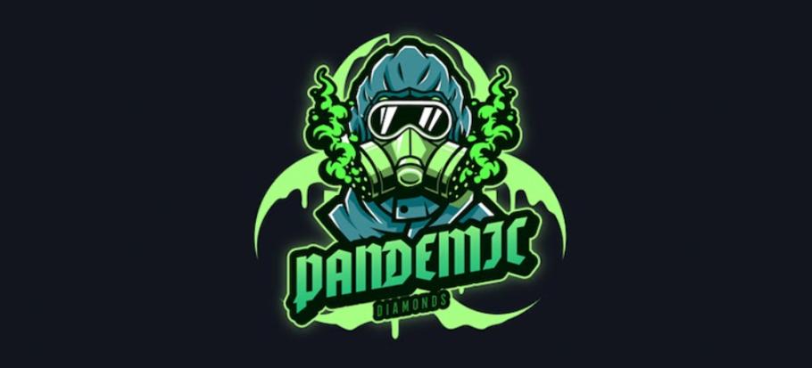 Pandemic Diamond ロゴ