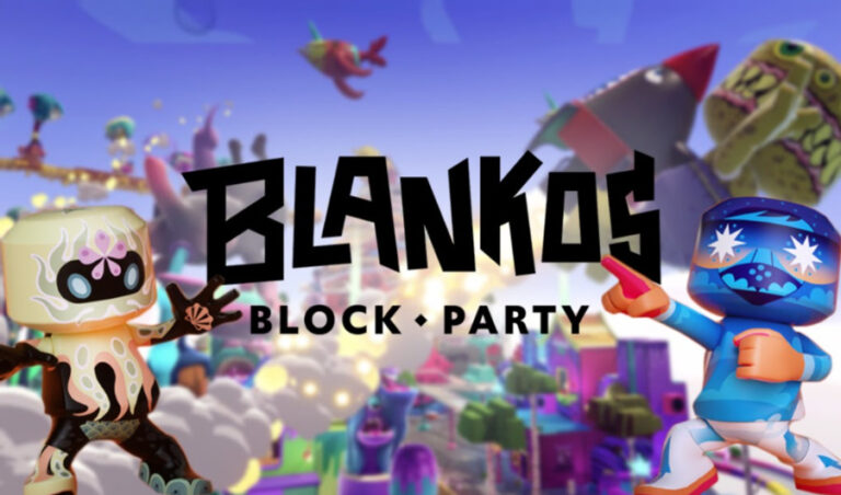 Blankos Block Party ゲームの始め方と操作方法・遊び方を解説
