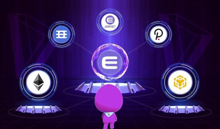 Dvision Network|Enjinの技術を採用しメタバース展開へ