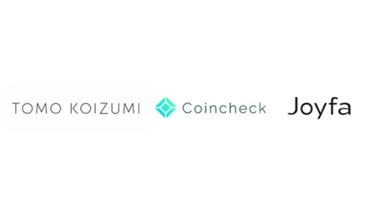 Joyfa コインチェック・TOMO KOIZUMIとNFT事業において連携を開始